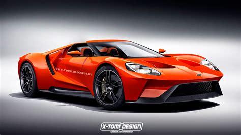 bugatti ettore concept 2016 ford gt targa yes please gtspirit