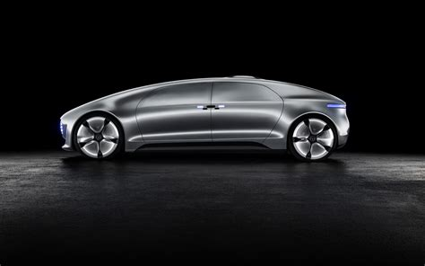 2018 Mercedes Benz F 015 Luxury In Motion Studio 6