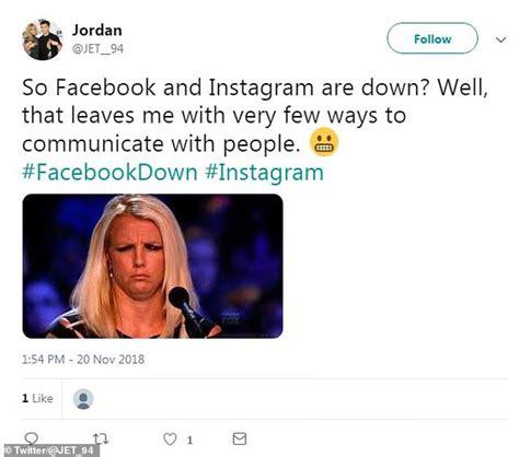 Facebook Subscribers Down