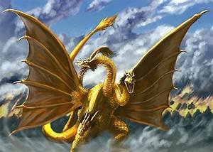 King Ghidorah images King Ghidorah wallpaper and ...