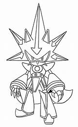 Sonic Coloring Pages Hedgehog Printable sketch template