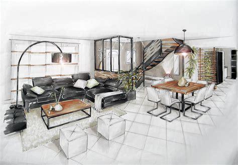 amenagement cuisine salon salle a manger réalisations aménagement et décoration d 39 un salon salle