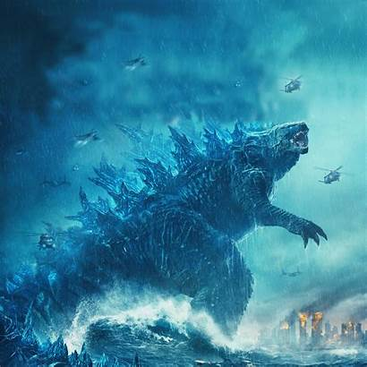 Godzilla Wallpapers Movies Resolution Artwork 4k Ipad