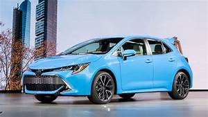 Why The 2019 Toyota Corolla Hatchback With A Manual Is