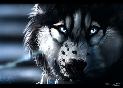 ao anime wolf pack images janice hd wallpaper