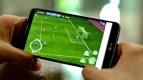Fifa 14 Android Gameplay