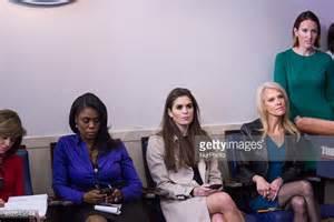 Hope Hicks White House Press Secretary