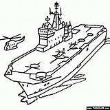 Carrier Aircraft Coloring Ship Battleship Pages Drawing Navy Ww2 Assault Mistral Sketch Jet Template Airplane Thecolor Getdrawings Templates American Sheets sketch template