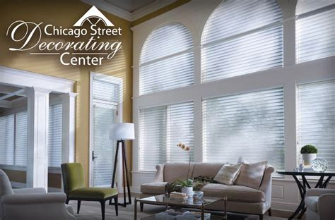 Window Treatments, Shades And Blinds From Chicago Street