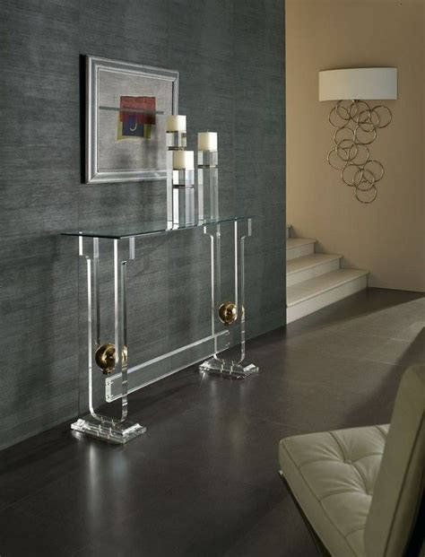 Sofa Table Contemporary by Best 25 Contemporary Console Tables Ideas On