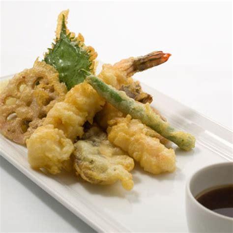 tempura shrimp  vegetables recipe epicuriouscom