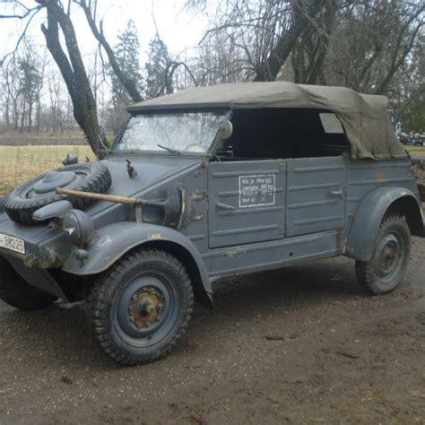 vw kubelwagen for sale 1943 kubelwagen type 82 world war ii vw