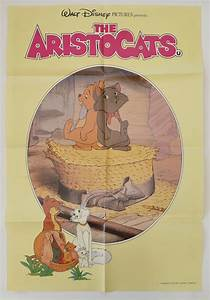 Aristocats  The   1992 Re-release Poster