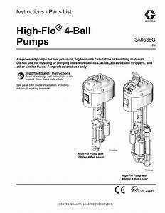 3a0538g  U2013 High Parts Manual