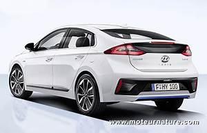 Hyundai La Garde : hyundai ioniq hybride une cor enne au niveau de la prius ~ Medecine-chirurgie-esthetiques.com Avis de Voitures