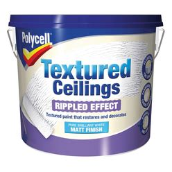 Polycell Textured Ceilings  Textured Ceiling Paint