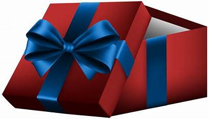 Gift Clipart Bow Open Clip Gifts Transparent