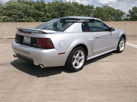 2004 Ford Mustang Gt by 2004 Ford Mustang Gt Coupe 2 Door 4 6l