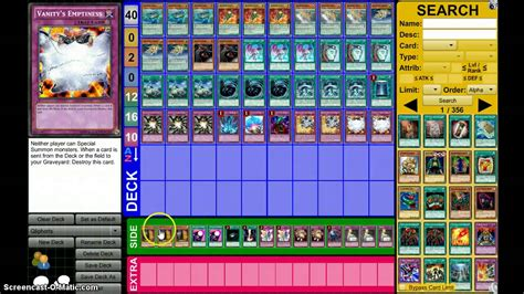 yugioh deck profile qliphort deck profile january 2015