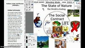 Social Contract Example