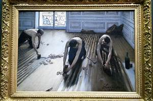 top 15 best works from the musee dorsay pariscityvision With caillebotte les raboteurs de parquet