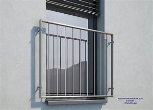 franzoesischer balkon edelstahl md01a deutschland With französischer balkon mit erdinger sonnenschirm kaufen