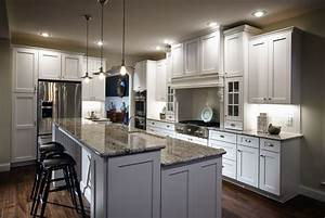 sleek ideas for kitchen design with islands 1901