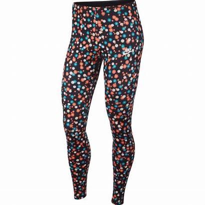 Nike Leggings Heritage Sportswear Woven Floral Damen