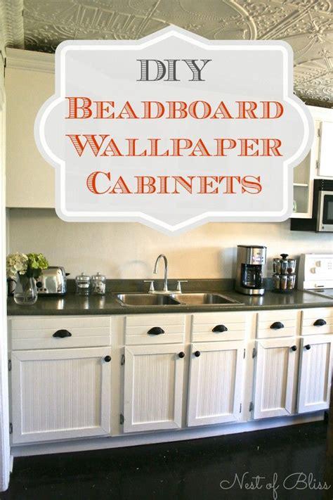 ideas  wallpaper cabinets  pinterest