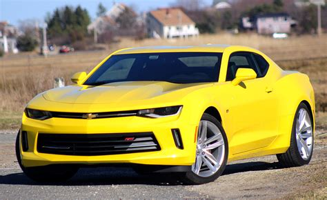 Chevrolet Car : 2016 / 2017 Chevrolet Camaro For Sale In Your Area