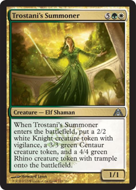 Green White Token Deck Mtg Standard by An Appreciation For Tokens Magic The Gathering