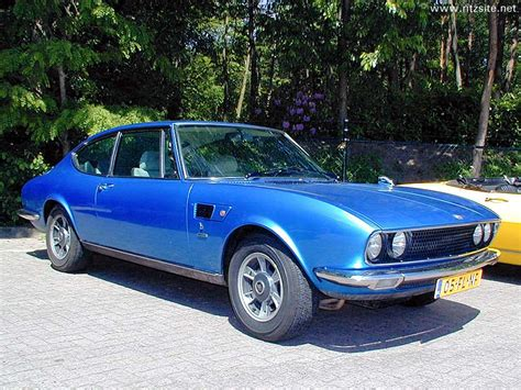 fiat dino pictures  information  modification