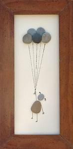Steine Selber Machen : super kreative kieselstein dekoration steine pinterest ~ Michelbontemps.com Haus und Dekorationen