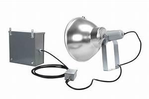 Metal Halide Light W   Remote Ballast
