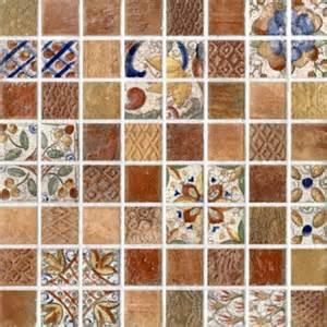 somertile 7 75x7 75 in montage valise 3 dcor ceramic tile pack of 10 by somertile