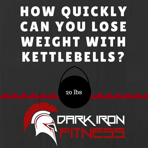weight lose quickly kettlebells possibility even