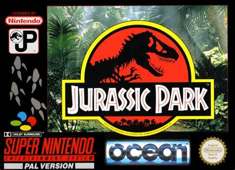 The Lost World Jurassic Park Logo Jurassic Park Game Giant Bomb