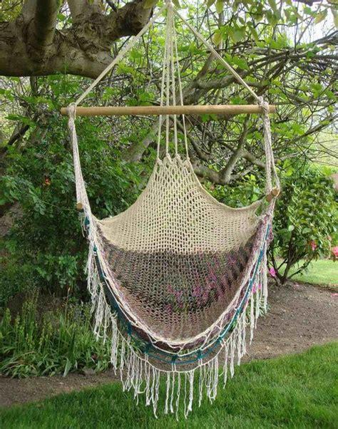 25 best ideas about crochet hammock on