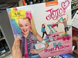 JoJo Siwa Bust a Bow Dance Game, Only $4.00 at Walmart ...