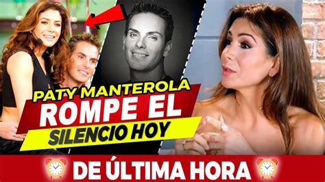 Xavier ortiz y paty manterola se conocieron cuando integraban la famosa agrupación garibaldi; Patricia Manterola deja 😥 𝗘𝗠𝗢𝗧𝗜𝗩𝗢 mensaje a Xavier Ortiz ...