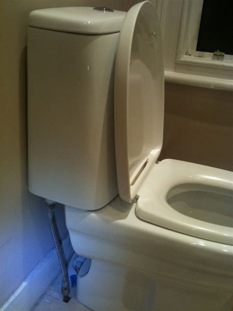 Toilet Cistern Leaking Into Bowl  Plumbing Job In Raynes