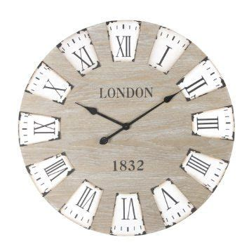 25 best ideas about horloge murale vintage on d 233 coration horloge murale horloge
