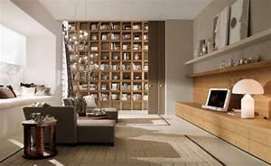 Bibliothèque Murale Contemporaine : biblioth que contemporaine et design pour vos livres ~ Teatrodelosmanantiales.com Idées de Décoration