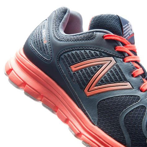 New  Ee  Bala E Ee   Running Shoes V Navy Orange Women Www