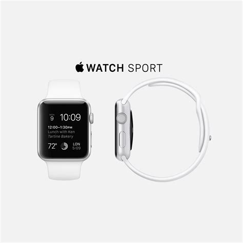 apple si e social apple apple sport silver aluminum with