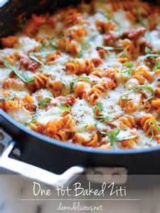 Baked Pasta Dishes with Recipes