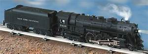 New York Central Lionmaster Tmcc 4