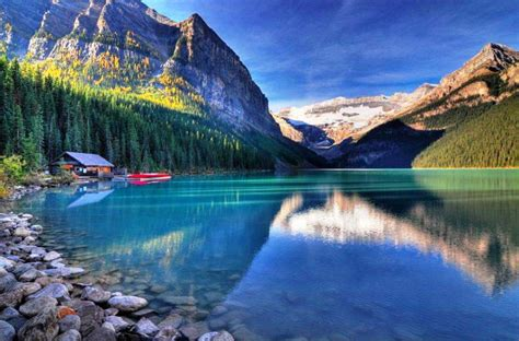 Lake Louise Banff Lakes And Beautiful On Pinterest