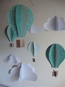 17 meilleures idees a propos de mobile en papier sur With chambre bébé design avec fleurs à envoyer pour anniversaire
