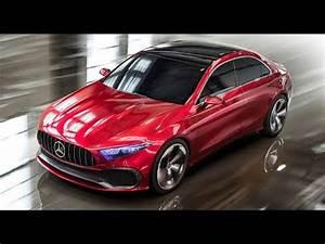 Mercedes Classe A 2018 : mercedes classe a 2018 ecco gli interni youtube ~ Medecine-chirurgie-esthetiques.com Avis de Voitures